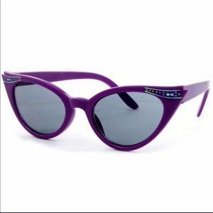 Other - Purple toddler cat eye sunglasses